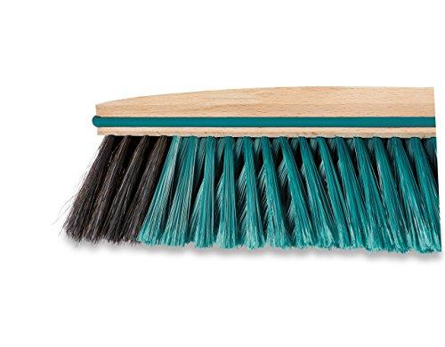 Leifheit 45002 - Escoba para parquet Xtra Clean Eco Plus, 30 cm