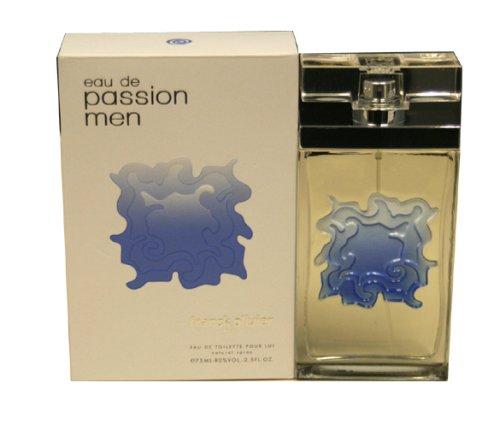 Franck Olivier Eau De Passion By Franck Olivier For Men. Eau De Toilette Spray 2.5 Oz.