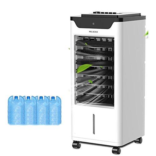 JiaQi Desktop-klimaanlage,Home Luftkühler mit,Luftkühler Air Cooler Portable Desktop Office Home Kühlung-Mechanisch 25x26x58cm(10x10x23inch)