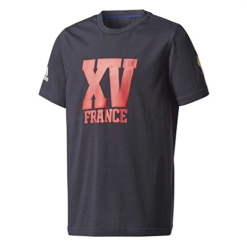 T-shirt junior de présentation FFR (Apparel Kinder American T-shirt)