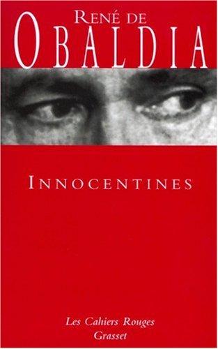 Innocentines par René de Obaldia