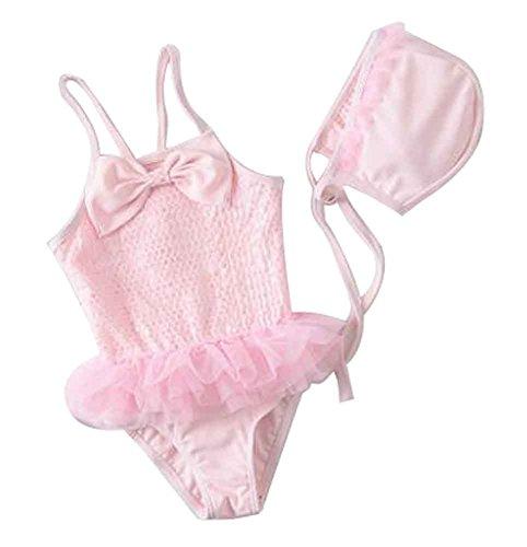 Baby Bademode Baby Bikini Kleinkind Mädchen Bademode [N]