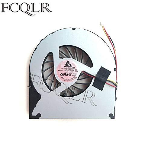 FCQLR Laptop CPU Lüfter für Acer eMachines G640 G730 G730G G730Z G730ZG KSB06105HA-AA21 CPU Kühlung Lüfter (Emachines Cpu)