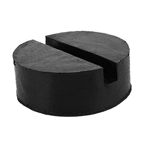 Sedeta Almohadilla de goma almohadillas de gato de rampa hidráulica de bloque de goma adaptador de almohadilla para el gato para la emergencia vial