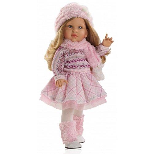 Paola Reina - 06062 - Mannequin Doll - Audrey - Collezione Soy Tu - 42 Cm