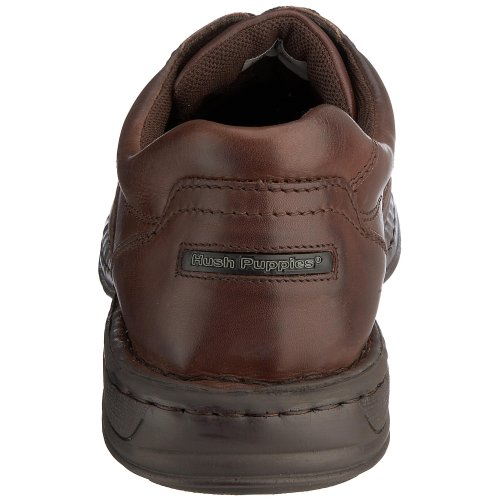 Hush Puppies Randall, Chaussures de ville homme Marron