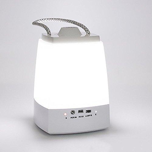 LongYu Veilleuse Portable Champignons LED Feux Lampe de Temps en Plastique Bouton-Type d'économie d'énergie Blanc lumière Jaune USB Alimentation Gradation stepless (Color : White Light)