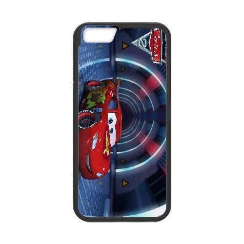 iphone6 4.7 inch Black phone case Disney Cartoon Comic Series Cars QBC3066451