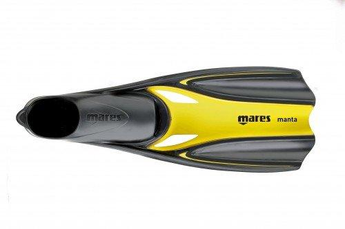 Mares Flosse Manta, Yellow, 40/41, 410333RYLSA40