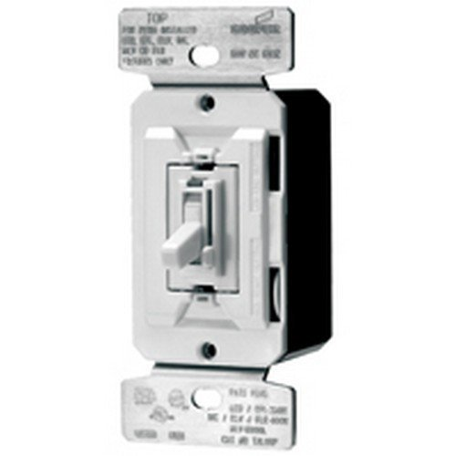 Dimmer Toggle All Load (Pack of 5) by TRACE AL SERIES (Toggle Dimmer)