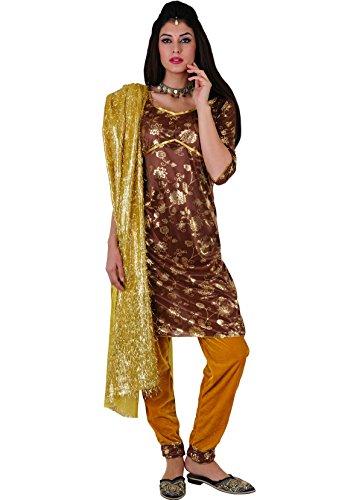 Kostüm Princesa Hindu - (D'halloween Indienne Kostüm)