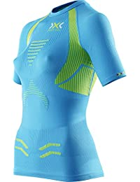 V-Neck X Bionic Ski Touring/_Evo Lady UW Shirt LG/_SL Intimo Donna