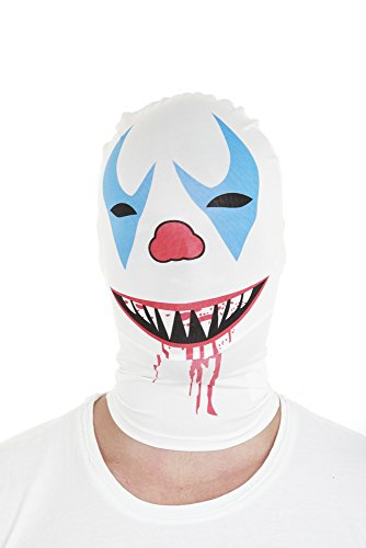 Morphsuits MMPKC - Morphmaske Killer - Morph Kostüm Clown