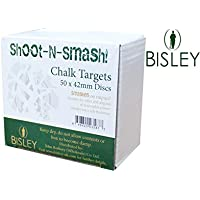 Bisley Tiza Objetivos Shoot-N-Smash 42mm Box Of 50