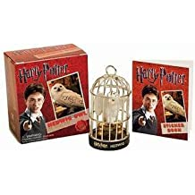 HARRY POTTER HEDWIG OWL KIT AND STICKER BOOK By Running Press (Author) Paperback on 12-Oct-2010