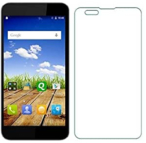 OPUS Curve 2.5D TEMPERED GLASS FOR Micromax Canvas Amaze Q395 + HANDSFREE + TRAVEL USB CHARGER + MICRO USB CABLE
