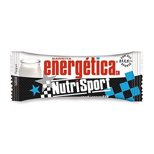 Nutrisport Barrita Energética 12 x 44g Yogurt