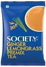 Society Tea Instant Ginger Lemongrass Tea Premix, 1kg