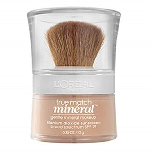 L\'oreal Bare Naturale Gentle Mineral Makeup #456 Soft Ivory