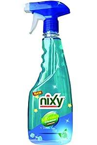 glass cleaner liquid 480 ml aqua blue