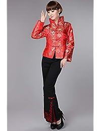 b5e6c056b91ac1 Suchergebnis auf Amazon.de für: ACVIP - Blusen & Tuniken / Tops, T-Shirts &  Blusen: Bekleidung