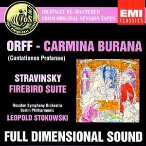 Carmina Burana / Firebird Suite