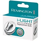 Remington - Lámpara de recambio para depiladora láser i-Light IPL4000 y 5000