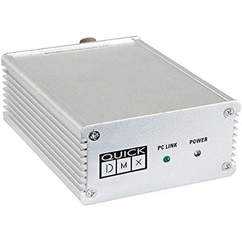 Showtec Quick DMX D512Interface - Usb Dmx Interface