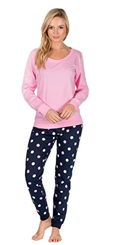 738709ef37 Best Deals Direct Ladies Short Sleeve Pyjama Set Summer Lounge PJS (Small  (8-10)