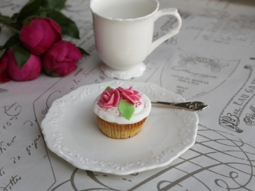 Dessertteller 'Provence' (1 Stück)