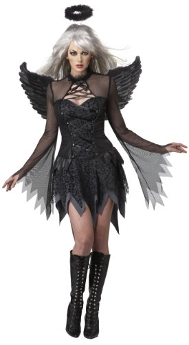 Fallen Angel - Small (Fallen Angels Fancy Dress Kostüme)