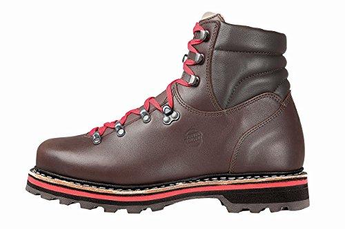 Hanwag Grünten Winter, Chaussures de randonnée homme marron foncé