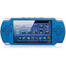 Balaji Trading High Quality Handheld Grand Classic GCL-01 PSP Game Inbuilt, Multi- Languages/Camera, Red Games For Kids/Boys/Girls [video Game] - B0791CBTPW