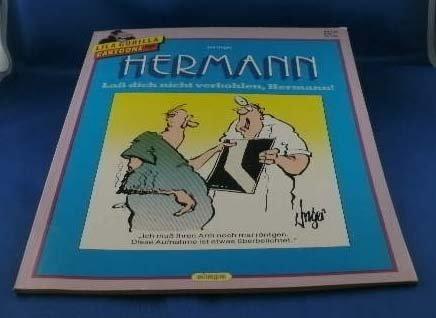 icht verkohlen, Hermann! Lila Gorilla Caroons Band 1. ()