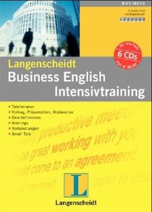 Business English Intensivtraining, 5 Audio-CDs m. Begleitbuch