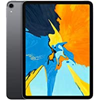 Apple iPad Pro (11 Zoll, Wi-Fi, 64GB) - Space Grau (Neuestes Modell)