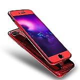 Kompatibel mit 360 Grad Schutzhülle iPhone 7 4.7
