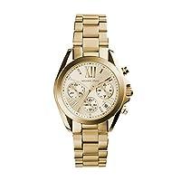 ساعة برادشو من مايكل كورس, Standard, ذهبي
