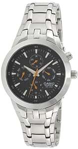Casio Edifice Black Dial Men's Watch - EF-312D-1AVDR (ED152)