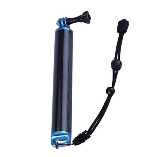 Sharplace Ersatz Schwebestativ mit Handschlaufe und Handgelenkseil, Accessoire für GoPro Aktion Kamera