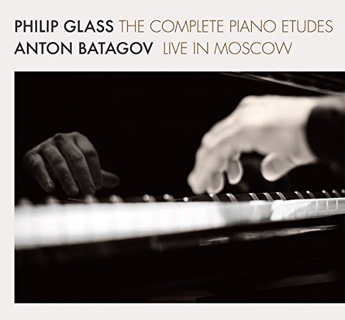 The Complete Piano Etudes - Live in Moscow