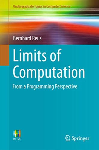 Limits of Computation: From a Programming Perspective (Undergraduate Topics in Computer Science) (English Edition)