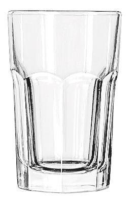 12 x Wasserglas, Trinkglas, Glas, transparent, 29 cl Libbey Tumbler Set