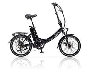 Volt Metro LS Commuter Electric Bike (Black)