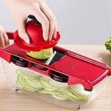 SLB Works Vegetable Fruit Chopper Cutter Slicer Salad Dicer Grater Peeler Kitchen Tools