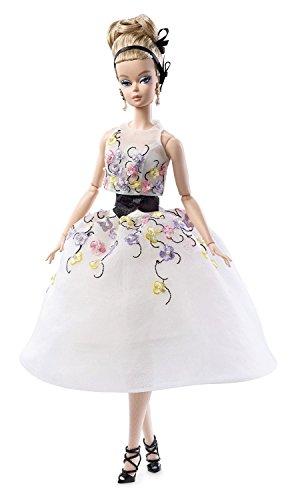 Mattel Barbie DGW56 - Barbie Fashion Model Collection Glam Dress