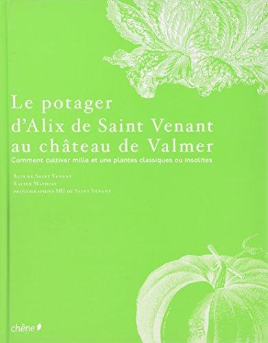 Le potager d'Alix de Saint-Venant au Château de Valmer
