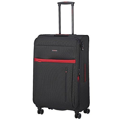 Travelite Notebook Koffer mit Rollen, violet/lilas (Lila) - 2047682 violet/lilas