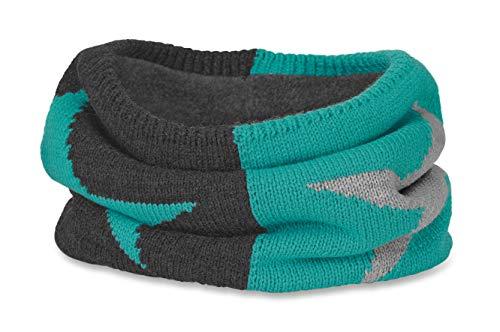 Sterntaler Mädchen 4261904 Schal, Dunkeltürkis, One size (Herstellergröße: 0)