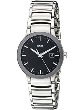 Rado Damen-Armbanduhr XS Analog Quarz Edelstahl 111.0928.3.015